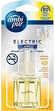 "Parfumuri și produse cosmetice Refill pentru difuzor electric ""Anti-tutun"" - Ambi Pur Electric Air Freshener Refill Anti-Tobacco"