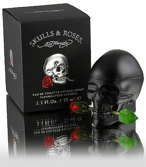 Christian Audigier Ed Hardy Skulls & Roses for Him - Apă de toaletă — Imagine N1