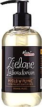 Parfumuri și produse cosmetice Săpun lichid cu proprietăți antibacteriene - Zielone Laboratorium