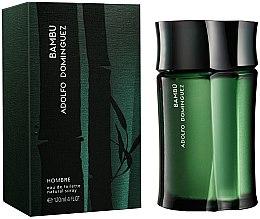 Parfumuri și produse cosmetice Adolfo Dominguez Bambu - Apă de toaletă