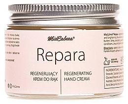 Parfumuri și produse cosmetice Cremă regenerantă pentru mâini - MiaCalnea Regenerating Hand Cream
