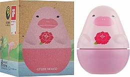 Parfumuri și produse cosmetice Cremă de mâini cu parfum de bujor - Etude House Missing U Hand Cream Pink Dolphin