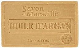 Parfumuri și produse cosmetice Săpun - Savon de Marseille Argan Soap