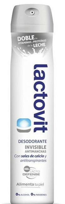 Deodorant-spray - Lactovit Invisible Deodorant Spray