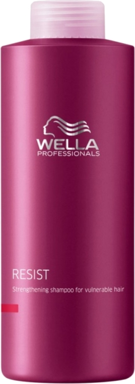 Șampon pentru păr fragil - Wella Professionals Resist Strengthening Shampoo For Vulnerable Hair — Imagine N2