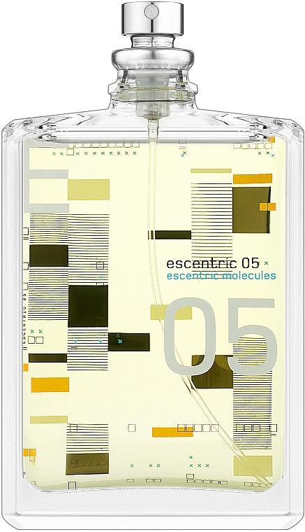 Escentric Molecules Escentric 05 - Apă de toaletă  — Imagine N1