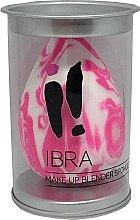 Parfumuri și produse cosmetice Burete de machiaj - Ibra Makeup Blender Sponge