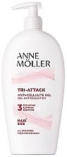 Parfumuri și produse cosmetice Gel anticelulitic pentru corp - Anne Moller Tri-attack Anti-cellulite Gel