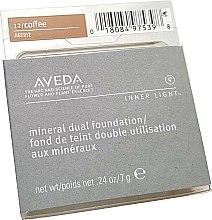 Parfumuri și produse cosmetice Fond de ten compact - Aveda Inner Light Mineral Dual Foundation SPF12
