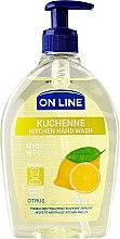 Săpun de bucătărie - On Line Kitchen Hand Wash Citrus Soap — Imagine N1