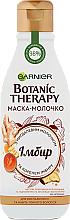 "Parfumuri și produse cosmetice Mască ""Ghimbir"" pentru păr deteriorat și subțire - Garnier Botanic Therapy"