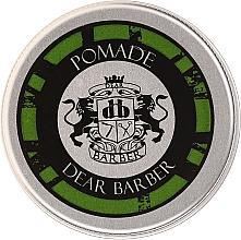 Parfumuri și produse cosmetice Pomadă de păr - Dear Barber Pomade (Mini)