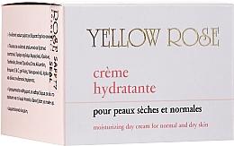 Parfumuri și produse cosmetice Cremă hidratantă de zi - Yellow Rose Creme Hydratante