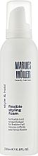 Parfumuri și produse cosmetice Spumă de păr, fixare ușoară - Marlies Moller Flexible Styling Foam