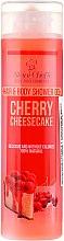 """Parfumuri și produse cosmetice Gel pentru corp și păr """"Vișini"""" - Hristina Stani Chef's Cherry Cheesecake Hair and Body Shower Gel"""