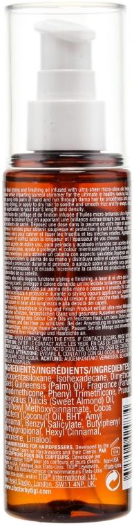 Ulei de păr - Tigi True Lasting Colour Hair Oil — Imagine N2