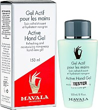 Parfumuri și produse cosmetice Gel de mâini - Mavala Active Hand Gel (tester)