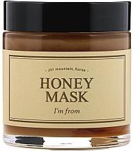 Parfumuri și produse cosmetice Mască cu miere pentru față - I'm From Honey Mask