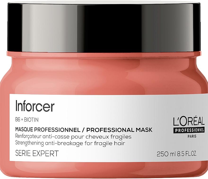 Masca pentru întărirea firului de păr - L'Oreal Professionnel Inforcer Strengthening Anti-Breakage Masque