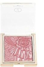 Parfumuri și produse cosmetice Fard de obraz compact - Ga-De Crystallic Luminous Silky Blush