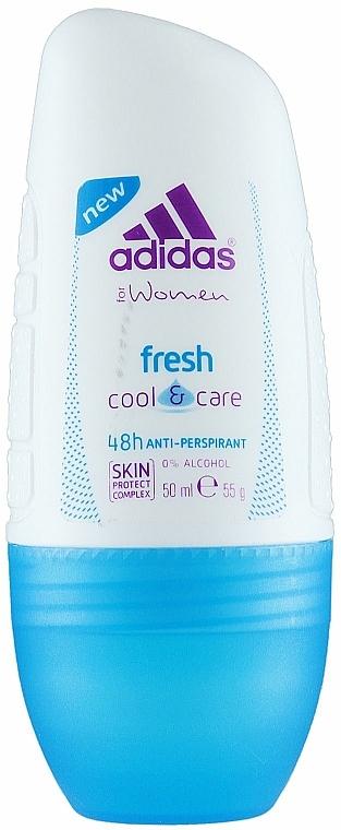 Deodorant roll-on - Adidas Anti-Perspirant Fresh Cooling 48h — Imagine N1
