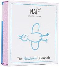 Parfumuri și produse cosmetice Set - Naif Newborn Essentials (b/oil/100ml + b/cr/75ml + b/oil/100ml)