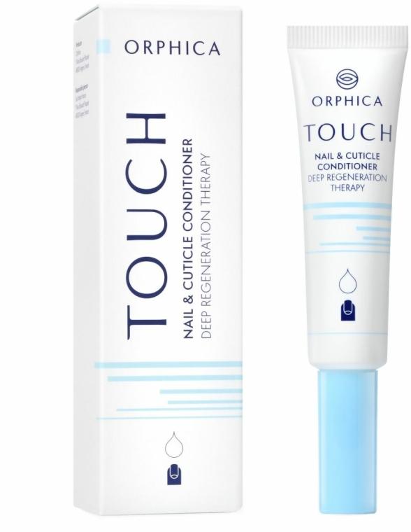 Cremă de mâini - Orphica Touch Nail & Cuticle Conditioner — Imagine N1