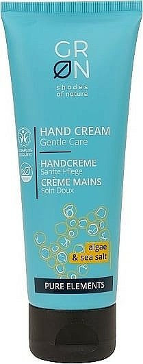 Cremă hidratantă de mâini - GRN Alga & Sea Salt Hand Cream — Imagine N1