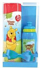 Parfumuri și produse cosmetice Set - Disney Winnie The Pooh (bubble bath 500ml + bottle)