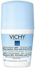 Parfumuri și produse cosmetice Deodorant pentru piele hipersensibilă - Vichy Deodorant Mineral Roll On