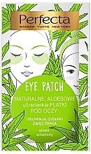 Parfumuri și produse cosmetice Patch-uri sub ochi - Perfecta Eye Patch Aloe & Vitamins