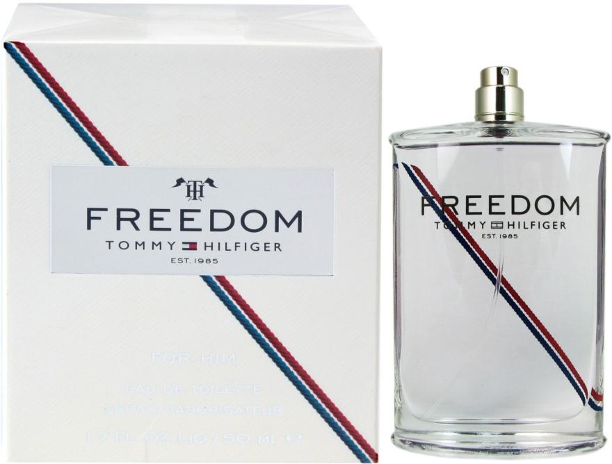 Tommy Hilfiger Freedom - Apă de toaletă — Imagine N2