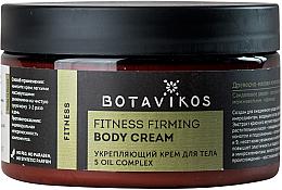 """Parfumuri și produse cosmetice Cremă de corp, complex de 5 uleiuri """"Fitness"""" - Botavikos Fitness Body Cream"""