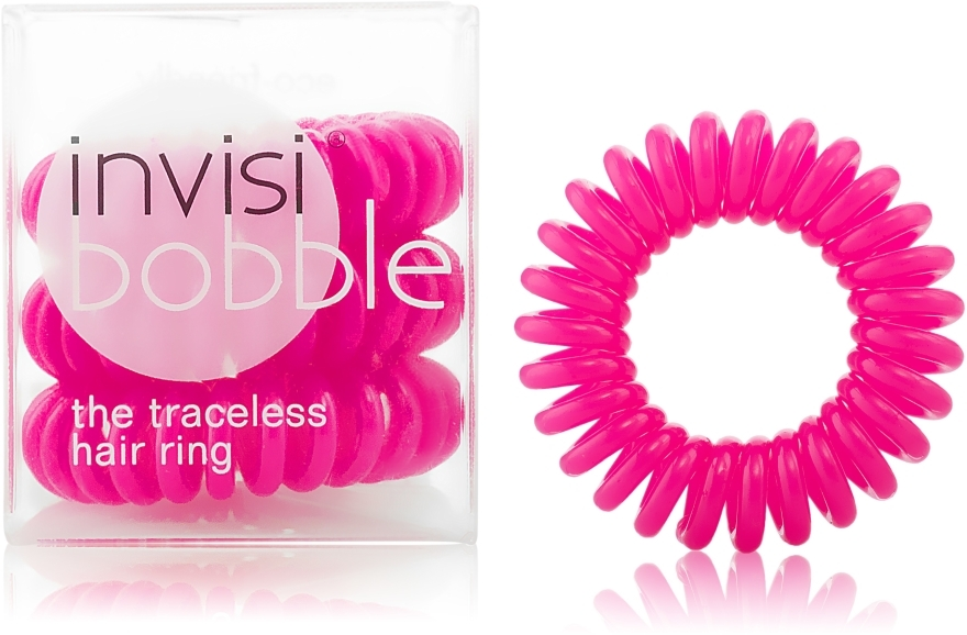 Elastic de păr - Invisibobble Candy Pink — Imagine N1