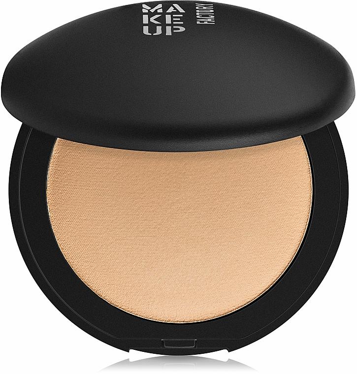 Pudră de față - Make Up Factory Mineral Compact Powder — Imagine N1