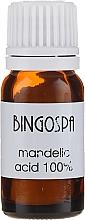 Parfumuri și produse cosmetice Acid de migdale 100% - BingoSpa