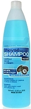 Parfumuri și produse cosmetice Șampon cu ulei argan pentru păr ondulat - Renee Blanche Bheyse Shampoo Capelli Ricci e Crespi Argan Oil