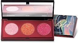 Parfumuri și produse cosmetice Paletă farduri de ochi - Nabla Glimmer Light Multi-Reflective Illuminating Pallette