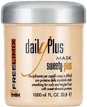 Parfumuri și produse cosmetice Mască pentru păr fin - Freelimix Daily Plus Sweety Plus Mask