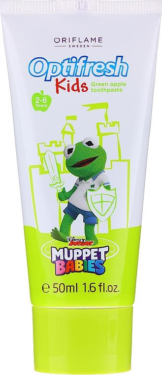 """Pasta de dinți, pentru copii """"Mini-Muppets"""" - Oriflame OptiFresh Disney Toothpaste — Imagine N1"""