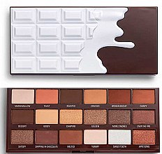 Parfumuri și produse cosmetice Paletă farduri de ochi - I Heart Revolution Chocolate Eyeshadow Palette Chocolate Smores