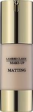 Parfumuri și produse cosmetice Fond de ten - Lambre Classic Make-Up Matting