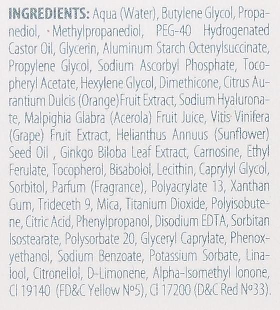 Ser antirid cu lipozomi și vitamina C - Parabotica C-Evolution Serum — Imagine N3
