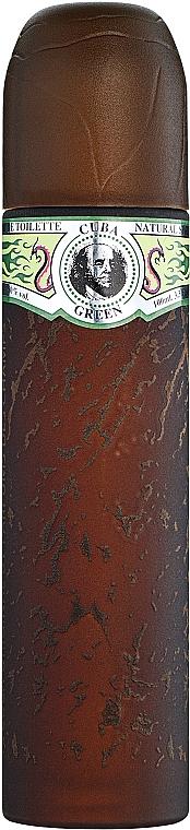 Cuba Green - Apă de toaletă