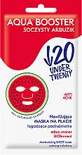 Parfumuri și produse cosmetice Mască de față - Under Twenty Anti Acne Aqua Booster Juicy Watermelon Face Mask