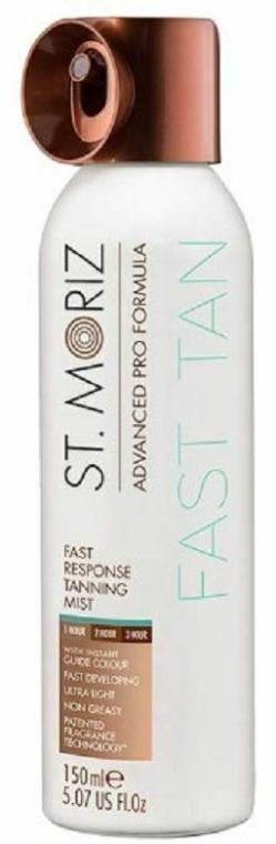 Spray-autobronzant pentru corp - St.Moriz Advanced Pro Formula Fast Response Tanining Mist — Imagine N1