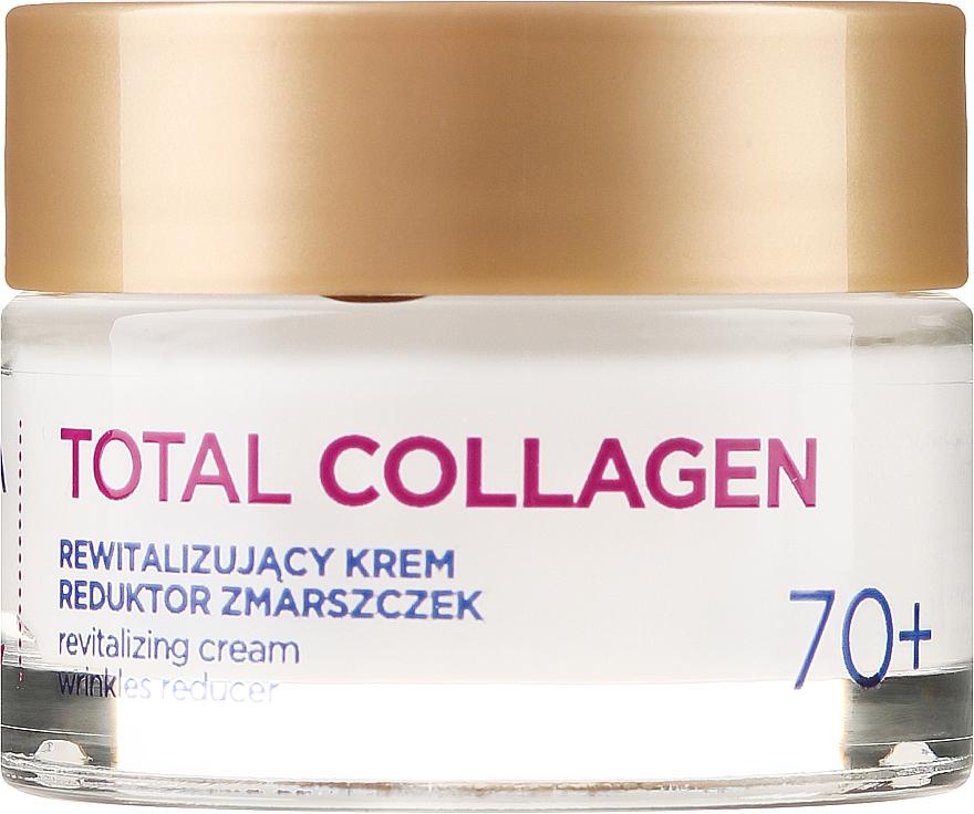 Cremă regeneratoare cu efect antirid 70+ - Soraya Total Collagen 70+ — Imagine N2
