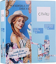 Parfumuri și produse cosmetice C-Thru Wanderlust Dream - Set (edt/30ml + deo/150ml)