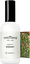 Parfumuri și produse cosmetice Hidrolat de trandafir - Creamy Skin Care Rose Hydrolat
