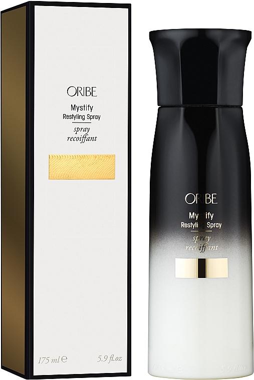 Spray pentru aranjarea părului - Oribe Gold Lust Mystify Restyling Spray